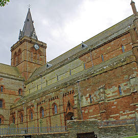 Kirkwall Cathedral by Tony Murtagh