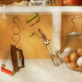 Kitchen - Eggs - Something you can beat by Mike Savad