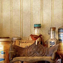 Kitchen - Ingredients - Kitchen bottles by Mike Savad
