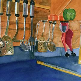Lynne Reichhart - Kitchen Reflections
