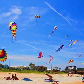 Kites In The Bluest Sky by Alice Gipson