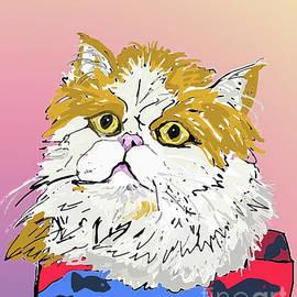 Ania M Milo - Kitty in Tuna Can