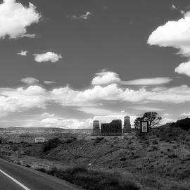 Thomas Woolworth - Knab Utah Highway Signage BW