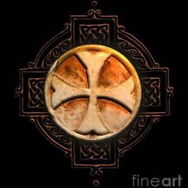 Knights Templar Symbol Re-Imagined by Pierre Blanchard - Pierre Blanchard