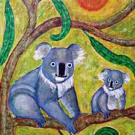 Sarah Loft - Koala Sunrise
