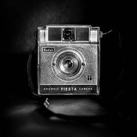 Kodak Brownie Fiesta - Square by Jon Woodhams