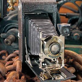 Kodak No. 3A Autographic Camera by Martin Konopacki