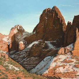 Artell Harris - Kolob Canyon 4