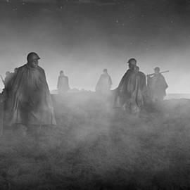 Paul Gretes - Korean War Memorial Composite