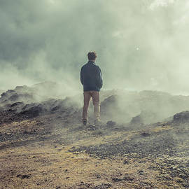 Krafla Lava Fields - Edward Fielding