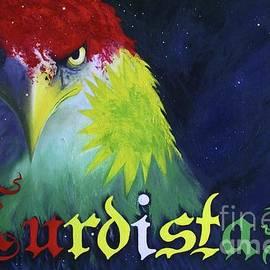 Kurdish Eagle by Jorge Rueda