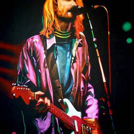Kurt Cobain by Robert Korhonen