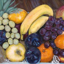 Jennifer Frampton - La Frutta in Cucina