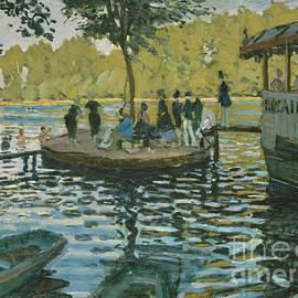 Claude Monet - La Grenouillere, 1869