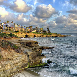 Eddie Yerkish - La Jolla Coastline