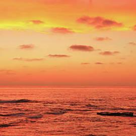John F Tsumas - La Jolla Sunset