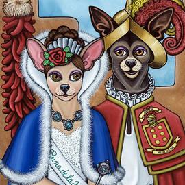 La Reina Y Devargas by Douglas Jones