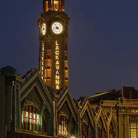 Jerry Fornarotto - Lackawanna Clock Tower