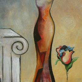 Germaine Fine Art - Lady Autunm