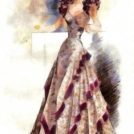 Lady Elegance by Charmaine Zoe