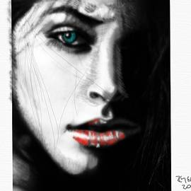 Ricardo Mester - Lady in Black