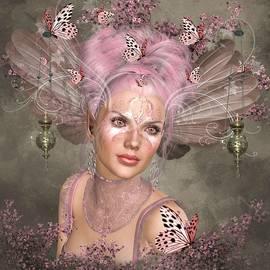 Ali Oppy - Lady in pink