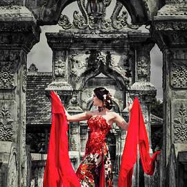 Elena Riim - Lady in Red