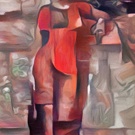 Georgiana Romanovna - Lady In Red