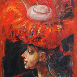 Michal Kwarciak - Lady in Red