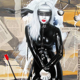 Lady Justice MMXIII by Tim Miklos