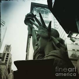 Miriam Danar - Lady Liberty Takes Midtown