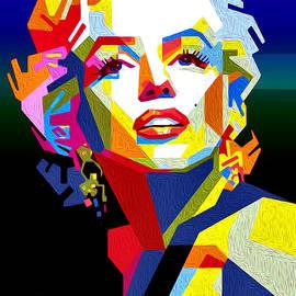 Lady Monroe by Karen Showell