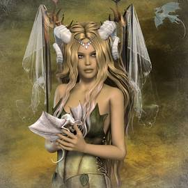 Ali Oppy - Lady of the dragons