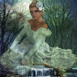 Ali Oppy - Lady of the lake