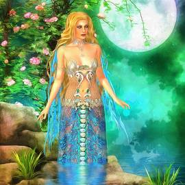 Patricia Beil - Lady of the Lake