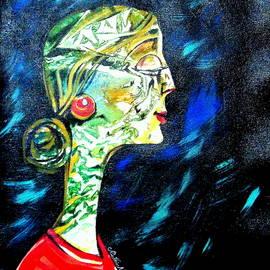 Lady by Rythin Nambiar
