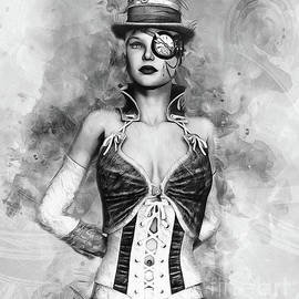 Ian Mitchell - Lady Steampunk