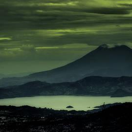 Lago de Ilopango, Volcan de San Vicente, San Salvador VIII