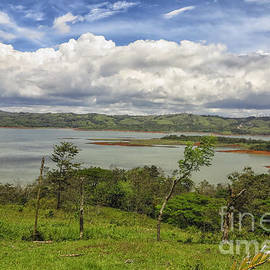 Lake Arenal, Costa Rica by Patricia Hofmeester