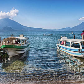 Lake Atitlan Guatemala by Tatiana Travelways