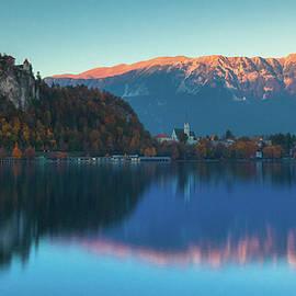 Davor Zerjav - Lake Bled panorama