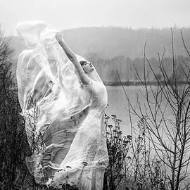 Lake Breeze by Sofig Art Photo