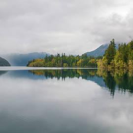 Kristina Rinell - Lake Crescent 0632