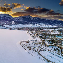 Sebastian Musial - Lake Dillon Sunset