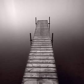 Steve Gadomski - Lake Dock in Michigan