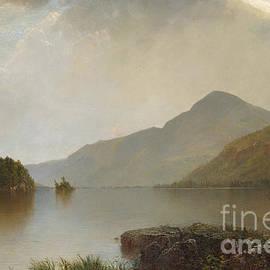 John Frederick Kensett - Lake George, 1869