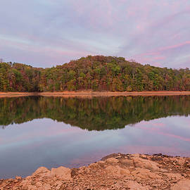 Todd Wise - Lake Hartwell Reflections