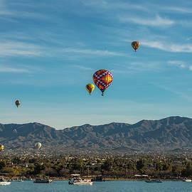 Janet Ballard - Lake Havasu Balloon Fest
