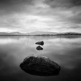 William Dunigan - Lake Henshaw Stones