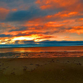 Michael Rucker - Lake Huron Sunrise